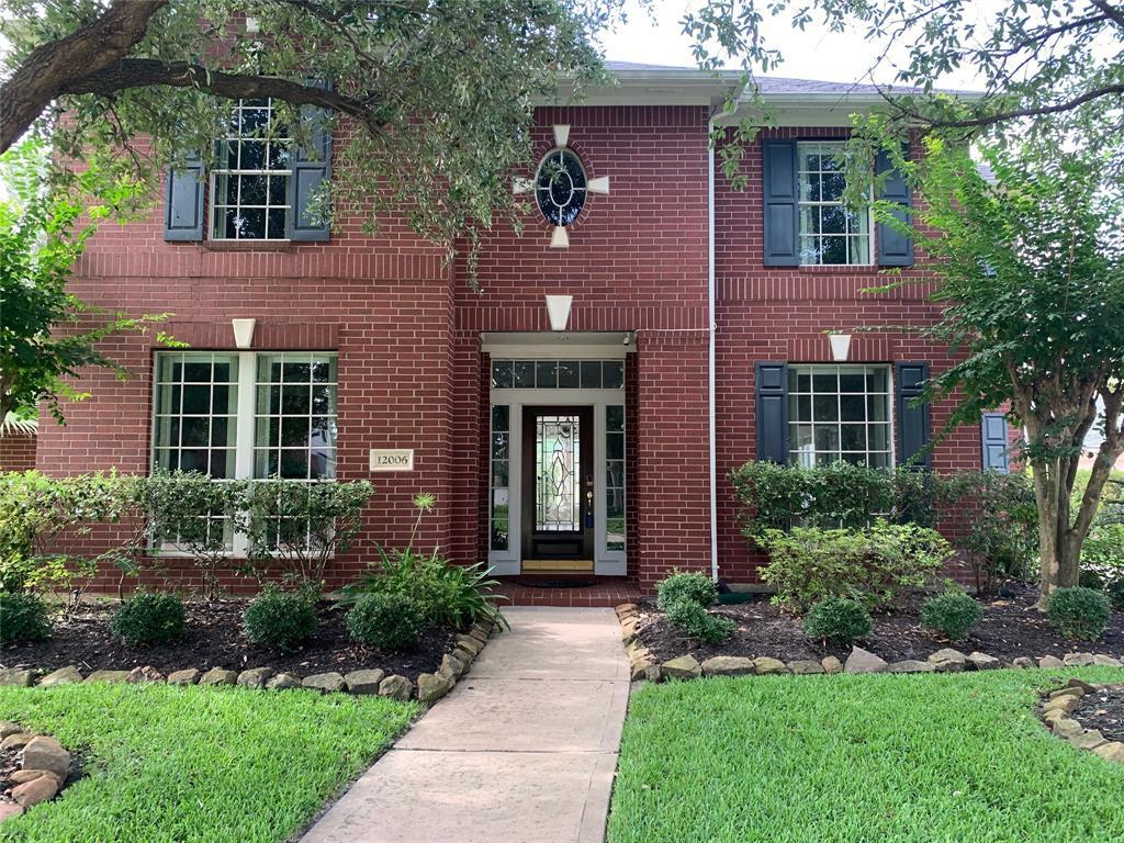 Active | 12006 Concho Bay Court Houston, TX 77041 0