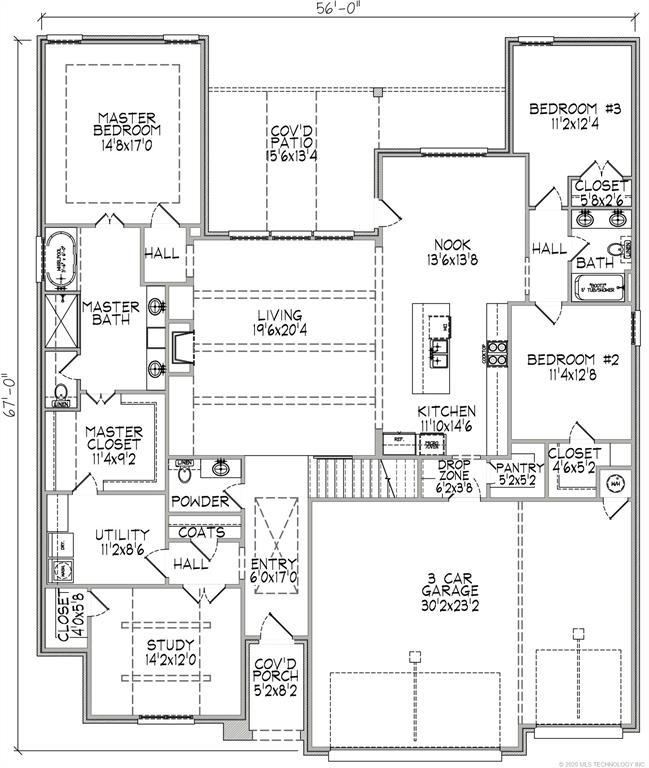 Active | 6034 E 127th Place S Bixby, OK 74008 1
