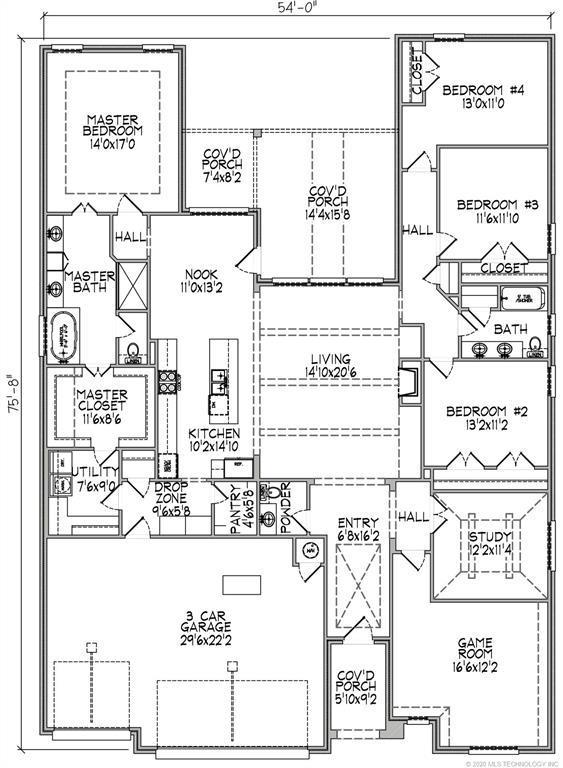 Active   6108 E 127th Place Bixby, OK 74008 1