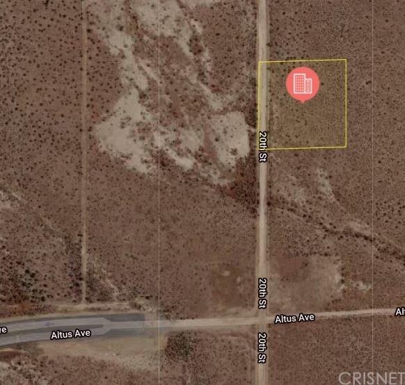 Closed | 0 20th Street West Mojave, CA 93501 9