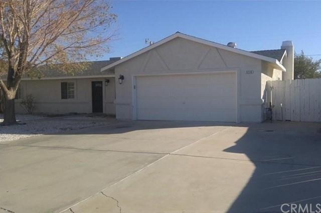 Leased | 9236 Aspen Avenue California City, CA 93505 0