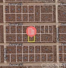Active | 0 Avenue 21 Mojave, CA 93501 0