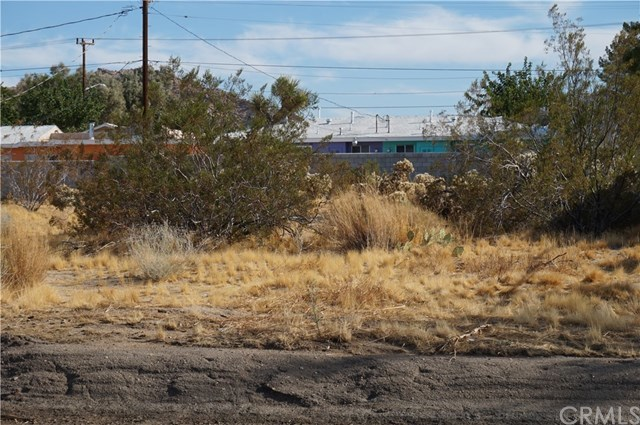 Closed | 0 VERBENA Joshua Tree, CA 92252 1