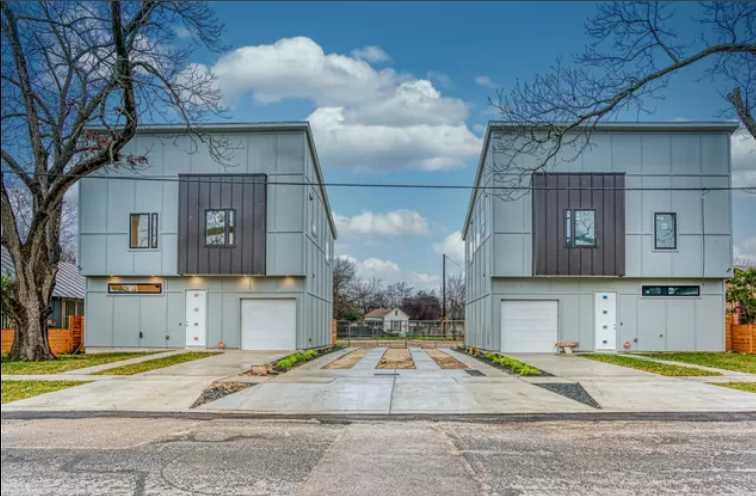 San Antonio Investment Properties, Downtown San Antonio, Downtown Pat, New Construction | 1132 Gibbs St. San Antonio, TX 78202 1