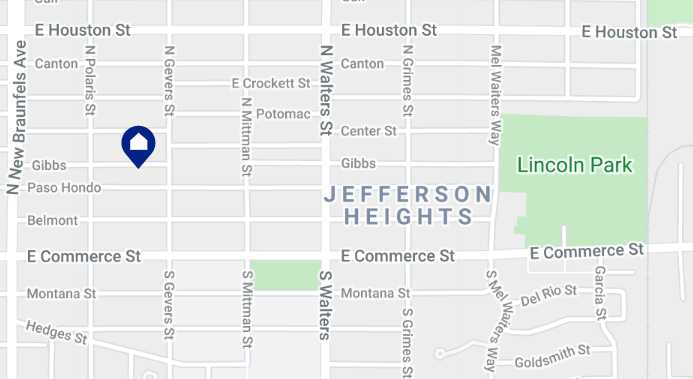San Antonio Investment Properties, Downtown San Antonio, Downtown Pat, New Construction | 1132 Gibbs St. San Antonio, TX 78202 2