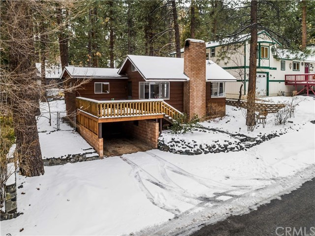 Closed   1669 Linnet Road Wrightwood, CA 92397 11