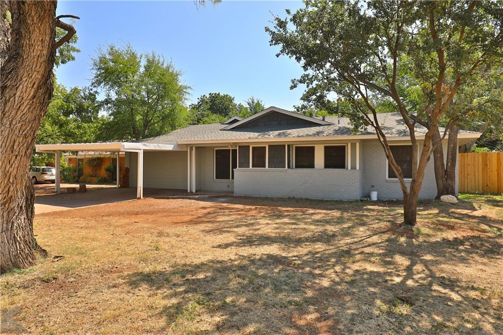 Sold Property | 1323 N Willis Street Abilene, TX 79603 2