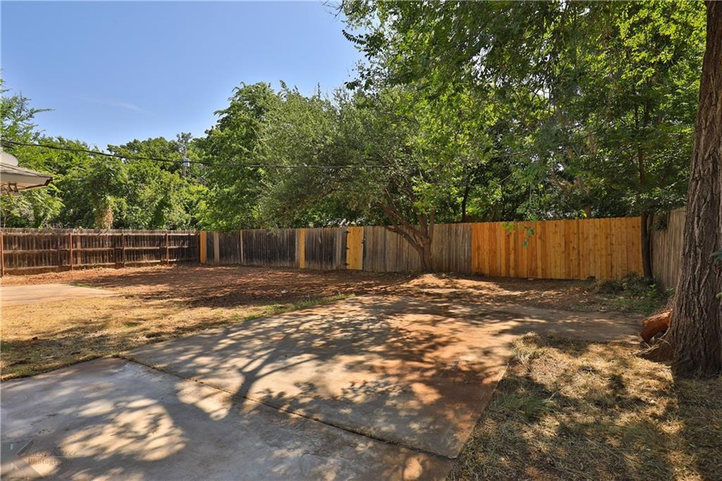 Sold Property | 1323 N Willis Street Abilene, TX 79603 34
