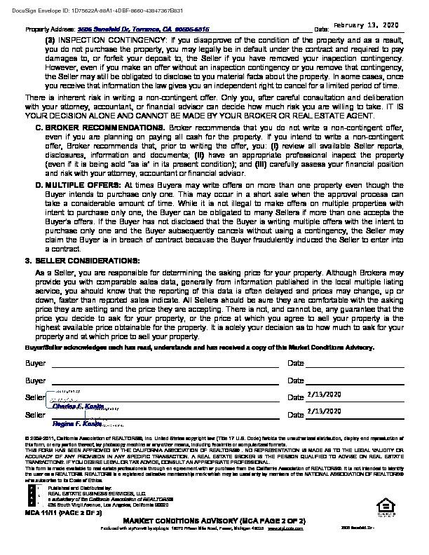 Active Under Contract   3506 Senefeld Drive Torrance, CA 90505 11