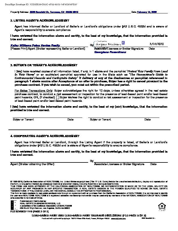 Active Under Contract   3506 Senefeld Drive Torrance, CA 90505 12