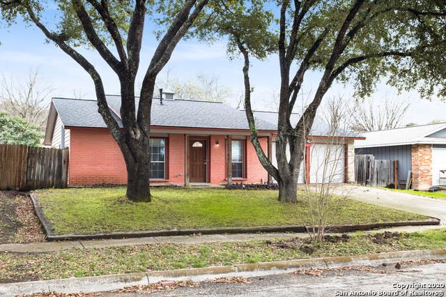 Active | 12414 CANNONADE ST  San Antonio, TX 78233 0