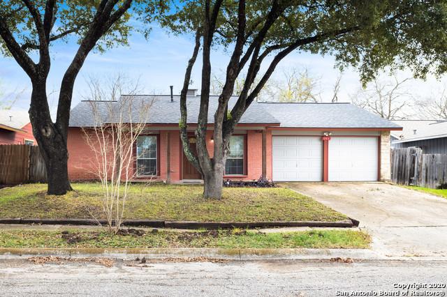 Active | 12414 CANNONADE ST  San Antonio, TX 78233 3
