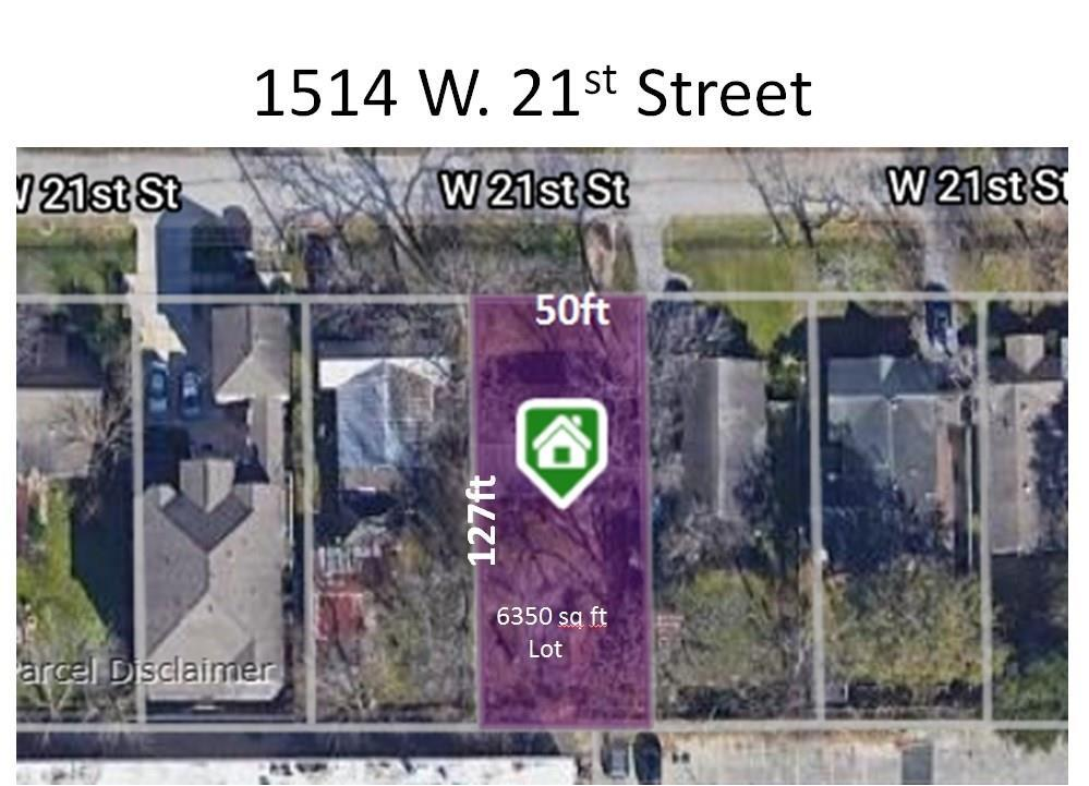 Active | 1514 W 21st  Street Houston, TX 77008 2