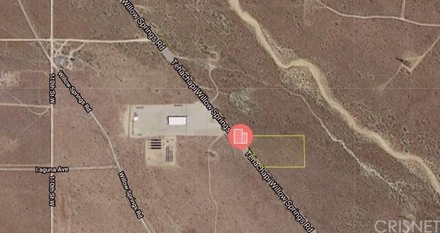 Closed | 0 Tehachapi Willow Springs Road Rosamond, CA 93560 0