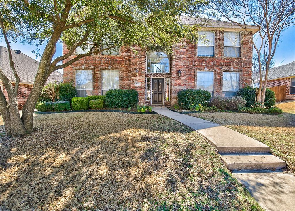 Leased | 2412 Frosted Green Lane Plano, TX 75025 1