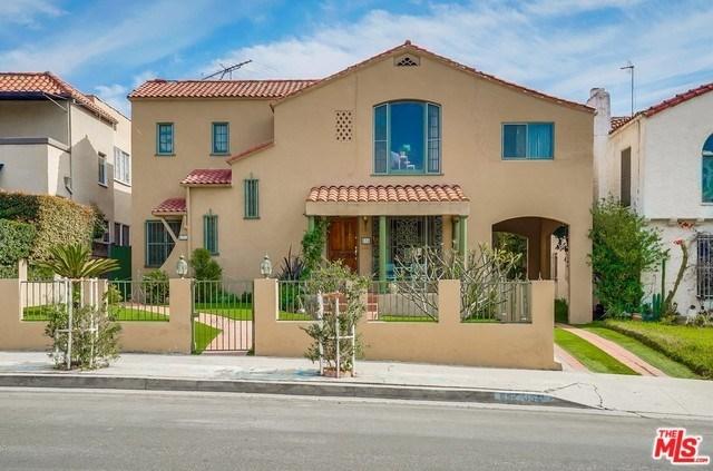 Closed | 852 S CURSON  Avenue Los Angeles, CA 90036 0