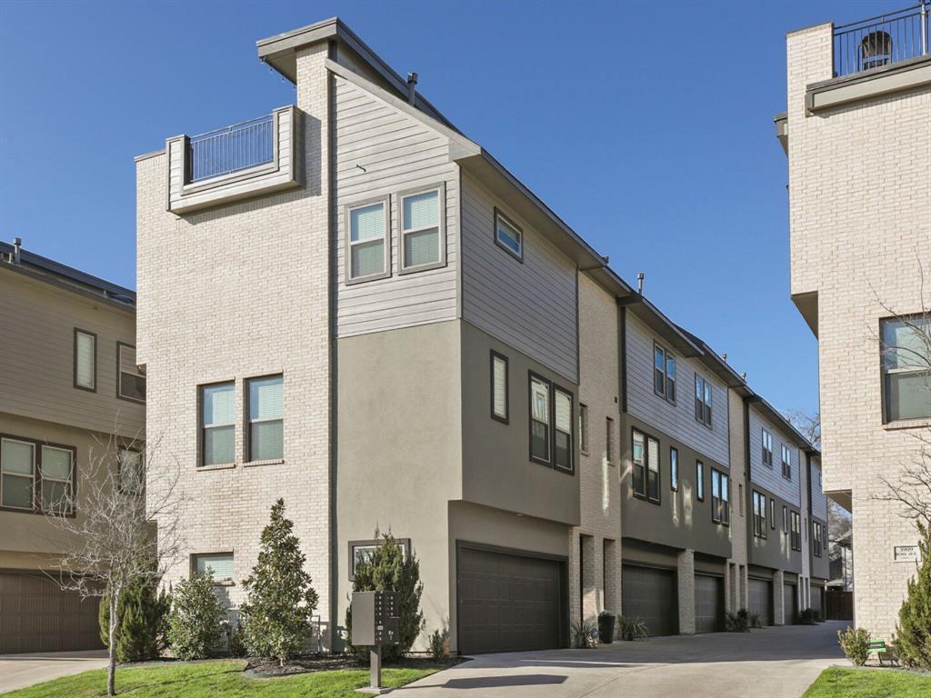 Dallas Luxury Real Estate   5905 Ross Avenue #2 Dallas, TX 75206 1