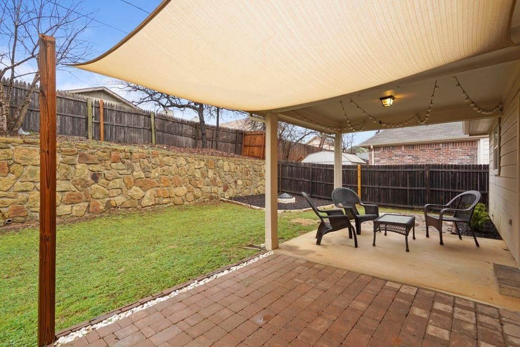 Sold Property | 628 Kelley Court Fort Worth, TX 76120 28