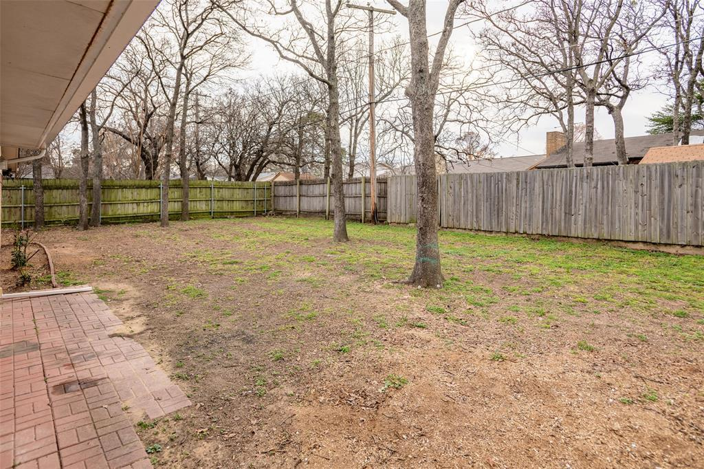 Sold Property | 2714 Bent Tree Lane Arlington, TX 76016 23