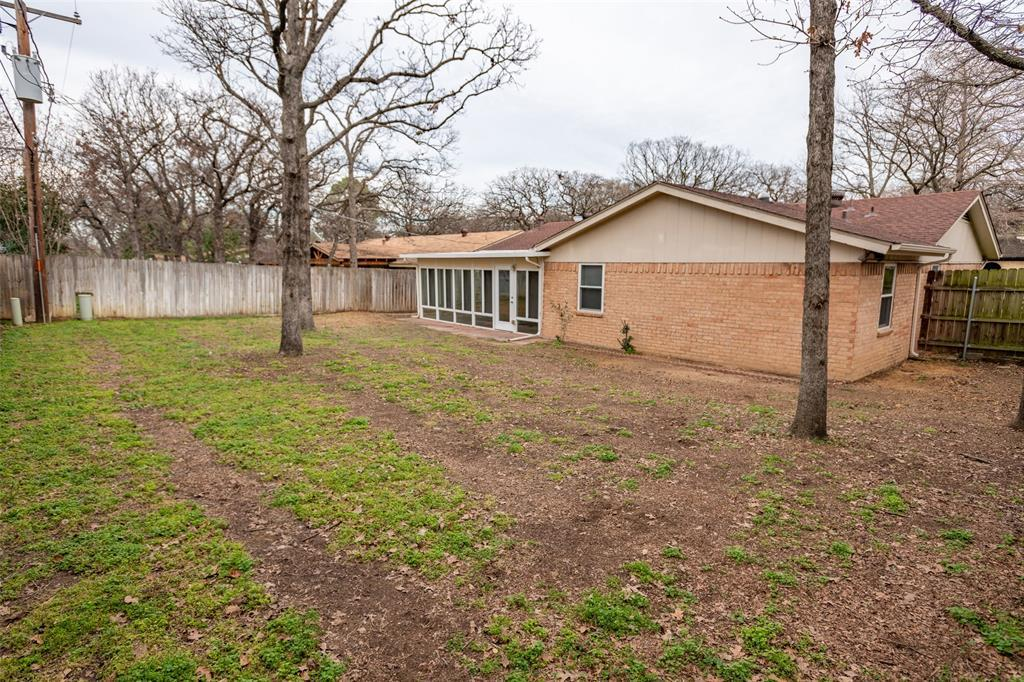 Sold Property | 2714 Bent Tree Lane Arlington, TX 76016 25