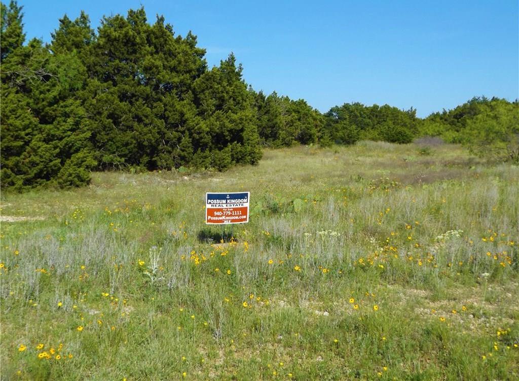 Sold Property | Lt 571 Canyon Wren Loop Possum Kingdom Lake, Texas 76449 1
