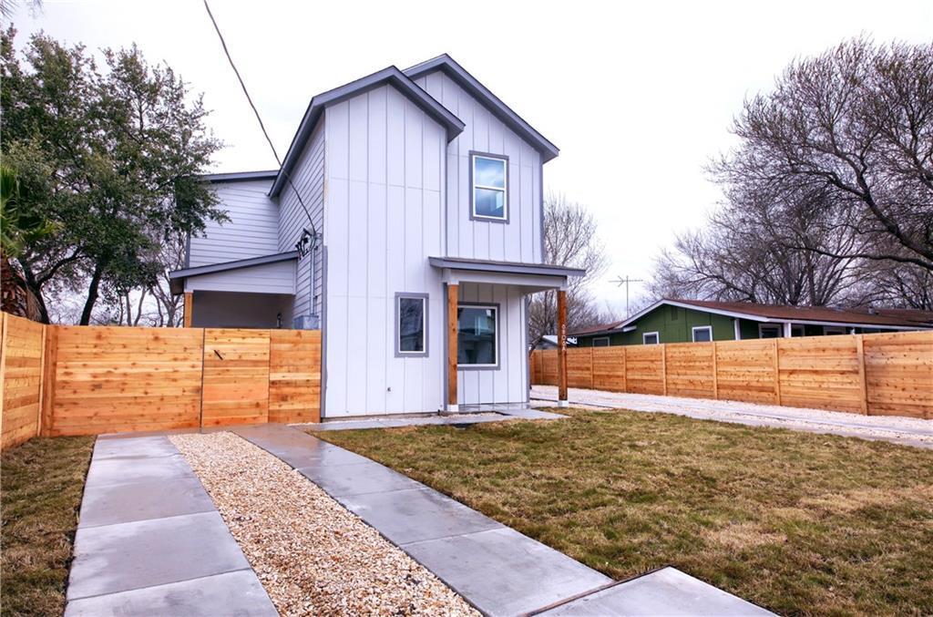 Sold Property   6813 Porter Street #A Austin, TX 78741 1