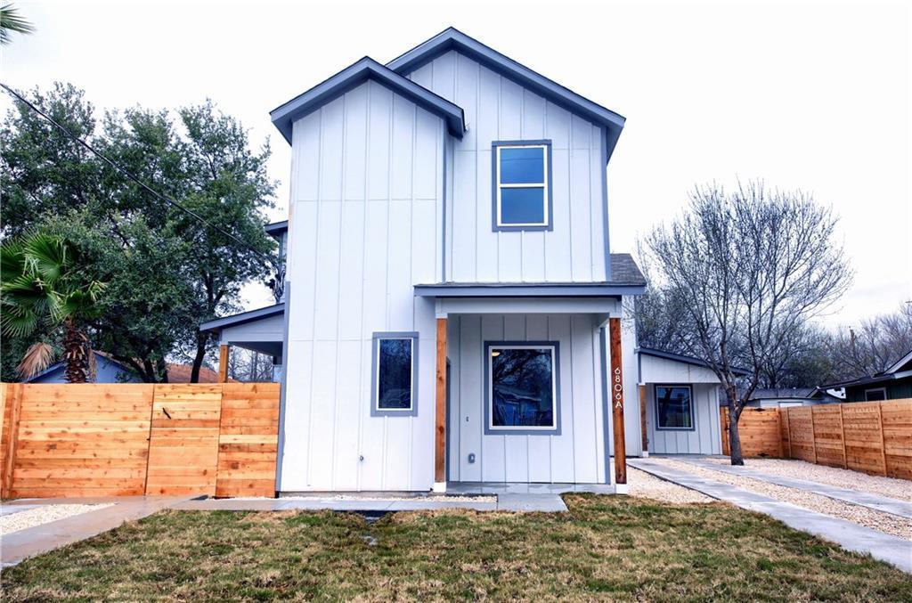 Sold Property   6813 Porter Street #A Austin, TX 78741 2