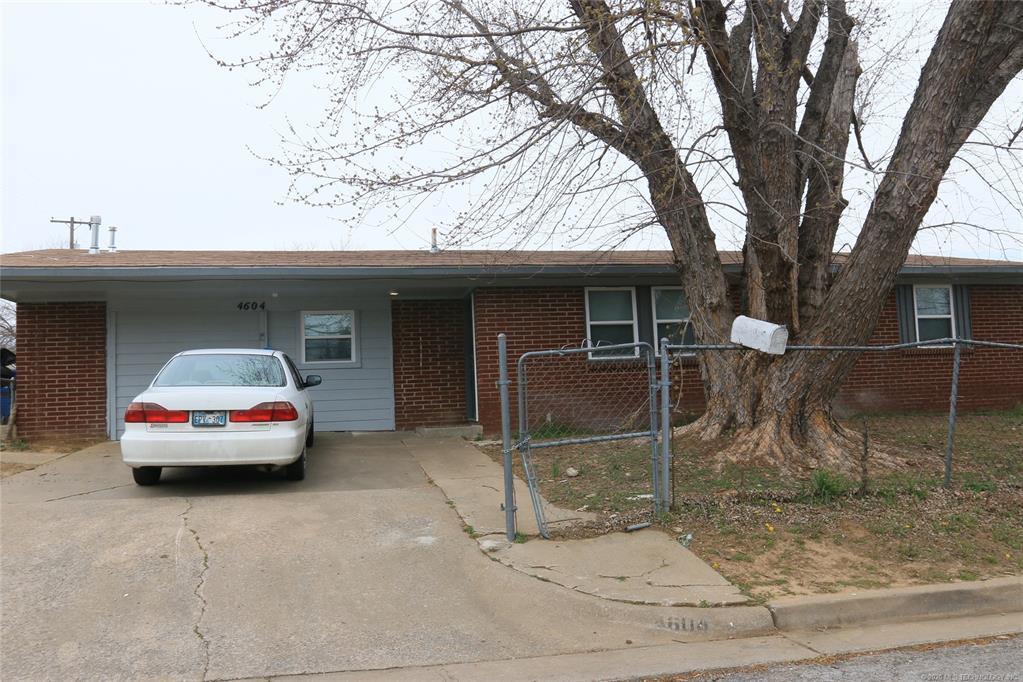 Active | 4604 N Trenton Avenue Tulsa, OK 74126 0
