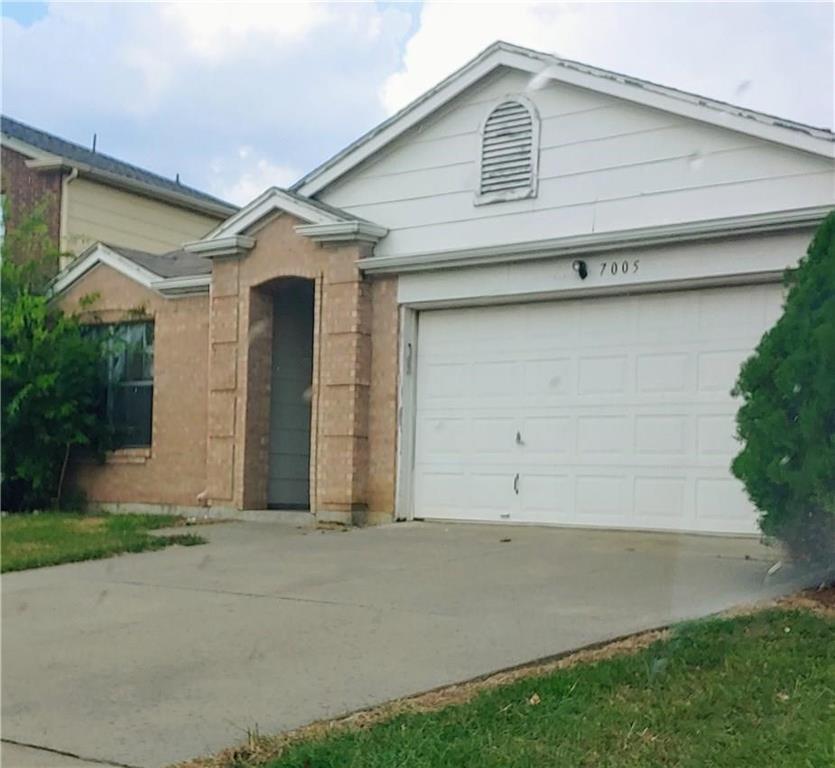Active | 7005 Bridlewood  Drive Arlington, TX 76002 0