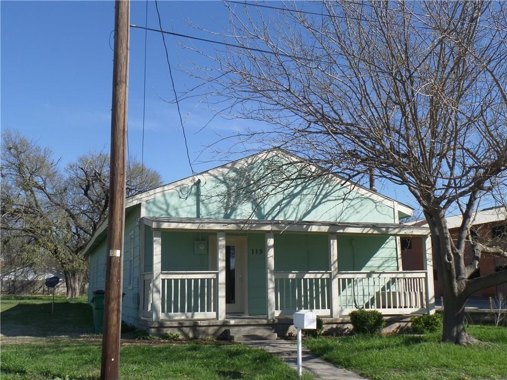 Withdrawn | 115 W Hird Street Gainesville, Texas 76240 5
