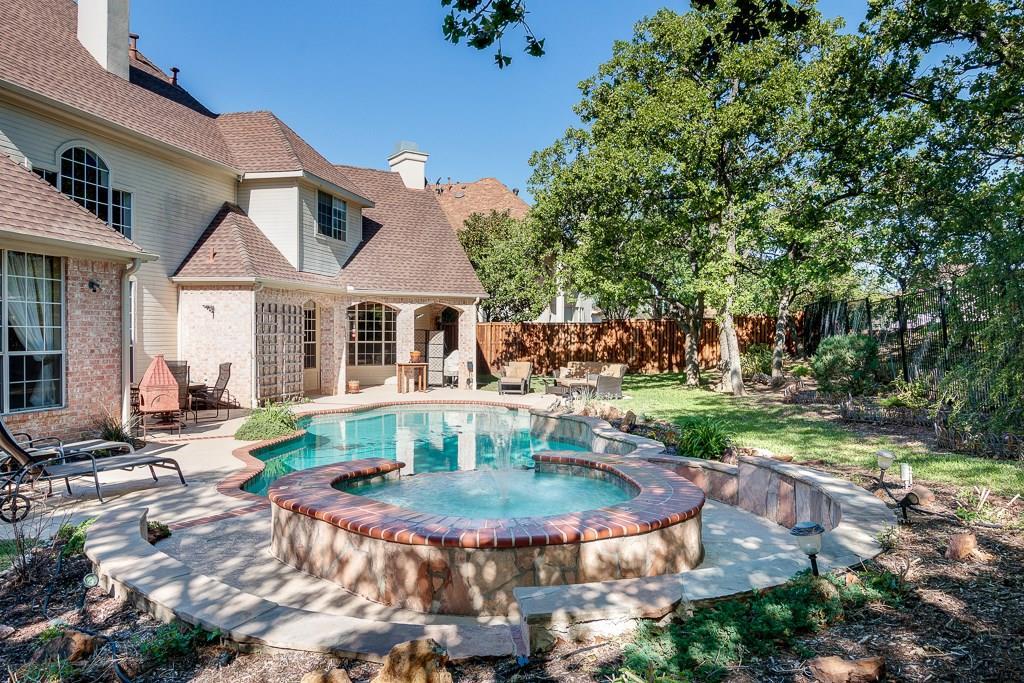 Sold Property   2802 Woodlake Court Highland Village, Texas 75077 33