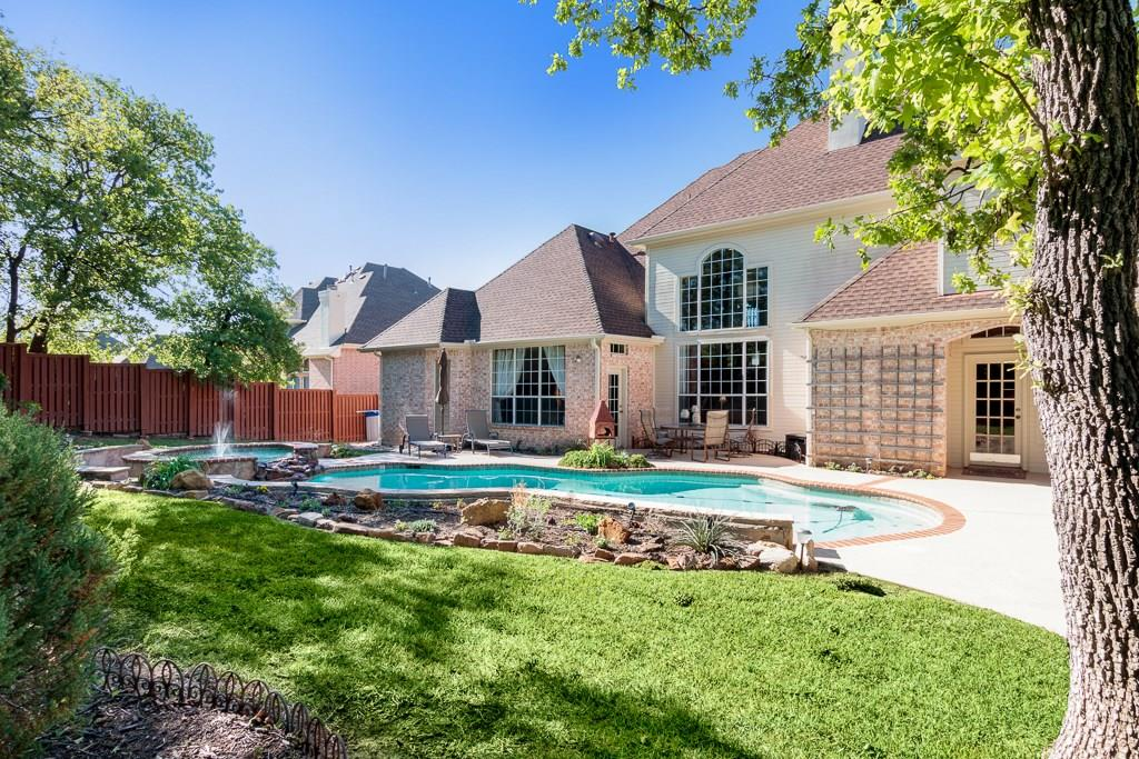 Sold Property   2802 Woodlake Court Highland Village, Texas 75077 34