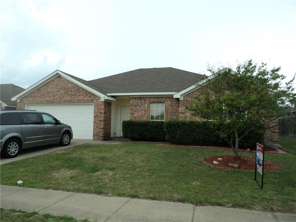 Sold Property | 108 Tranquillity Lane Waxahachie, Texas 75165 0