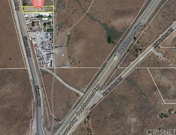 Closed | 35480 Vac/Sierra Hwy/Vic Pearblossom Palmdale, CA 93550 0
