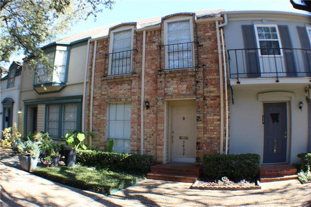 Sold Property | 9832 Park lane Court Dallas, Texas 75220 1