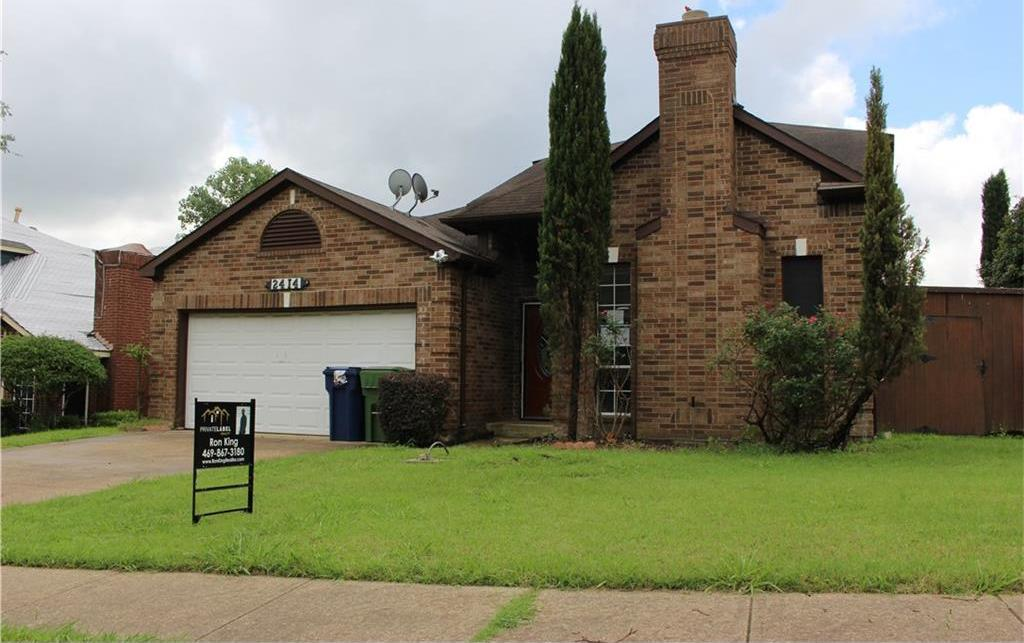 Sold Property | 2414 Whispering Cove Circle Garland, Texas 75044 0