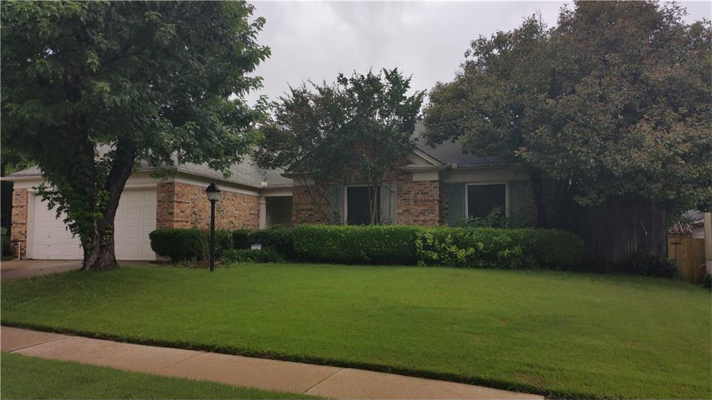 Sold Property | 5305 Lookout Trail Arlington, Texas 76017 0