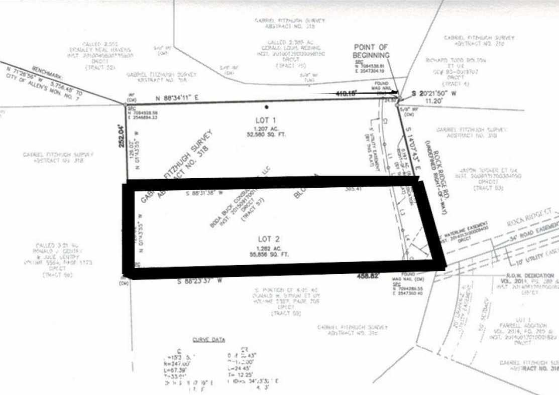 Allen Luxury Home Site | Rock Ridge Road Lot 2 Allen, TX 75002 0