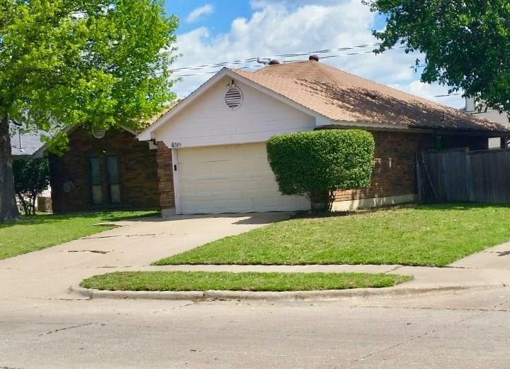 Sold Property | 6315 Aires Drive Arlington, Texas 76001 0