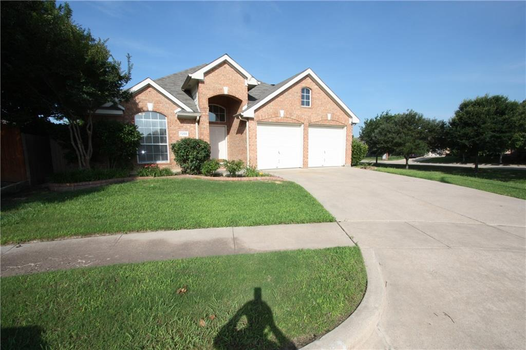 Sold Property   7205 Tularosa Court Fort Worth, Texas 76137 0