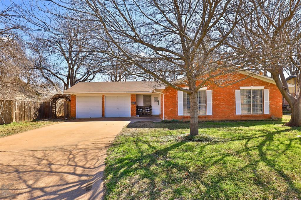 Sold Property | 2501 Elmwood Drive Abilene, Texas 79605 1