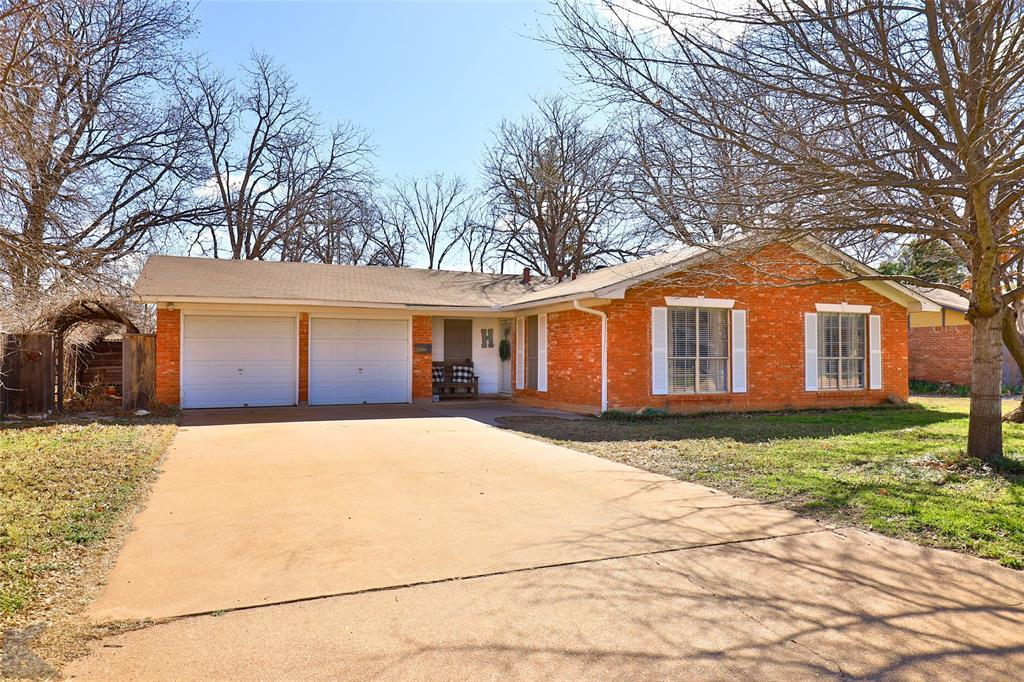 Sold Property | 2501 Elmwood Drive Abilene, Texas 79605 2