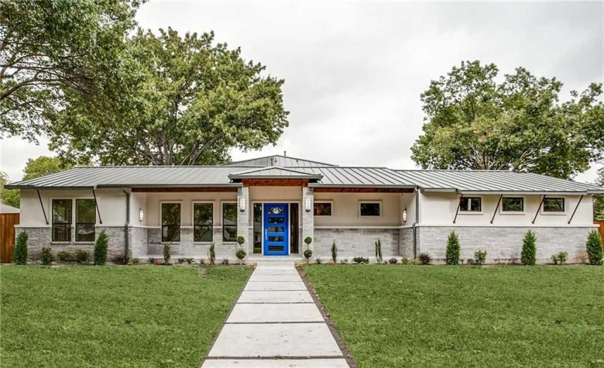 Dallas Luxury Homes Preston Hollow Homes    5531 Boca Raton Drive Dallas, TX 75230 1