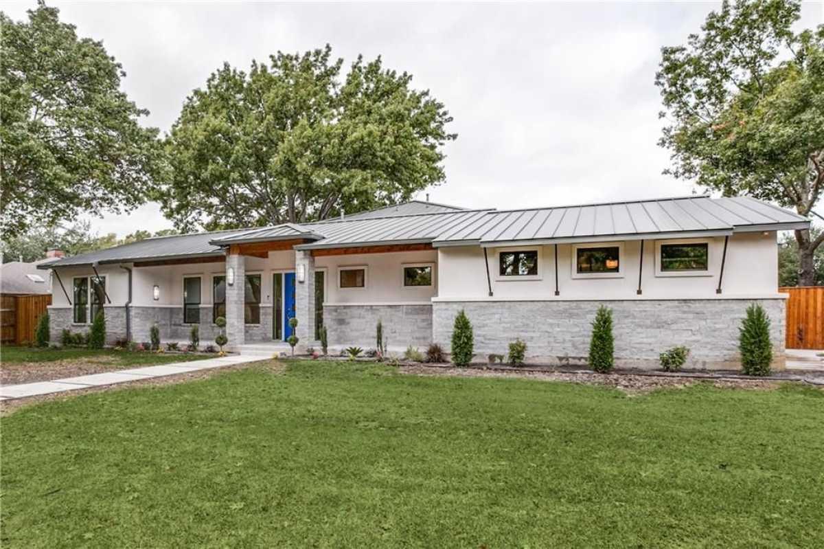 Dallas Luxury Homes Preston Hollow Homes  | 5531 Boca Raton Drive Dallas, TX 75230 2