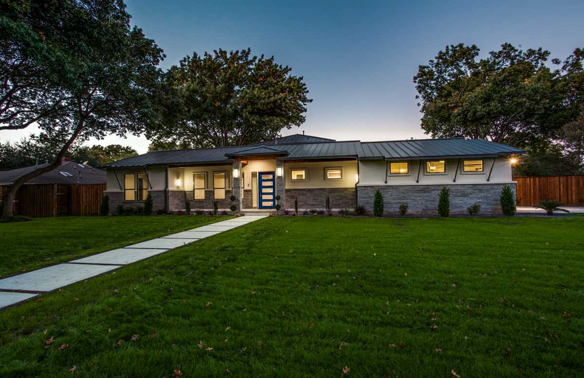 Dallas Luxury Homes Preston Hollow Homes    5531 Boca Raton Drive Dallas, TX 75230 5
