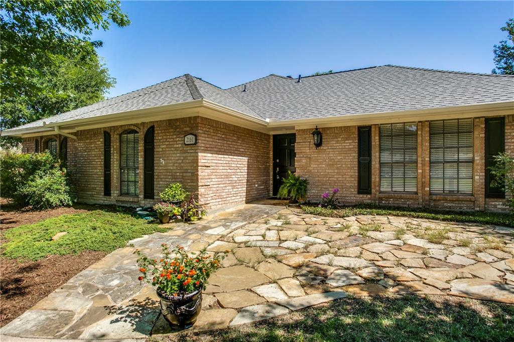 Sold Property | 2161 Bunker Hill Circle Plano, Texas 75075 2