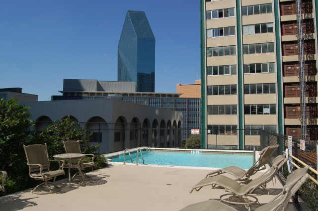 Leased | 1505 ELM Street #603 Dallas, TX 75201 0