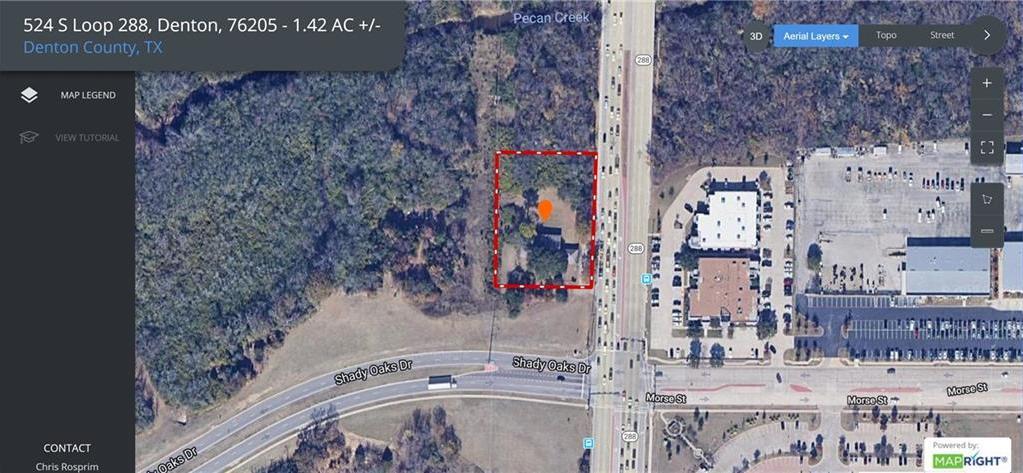 Active   524 S Loop 288  Denton, Texas 76205 25