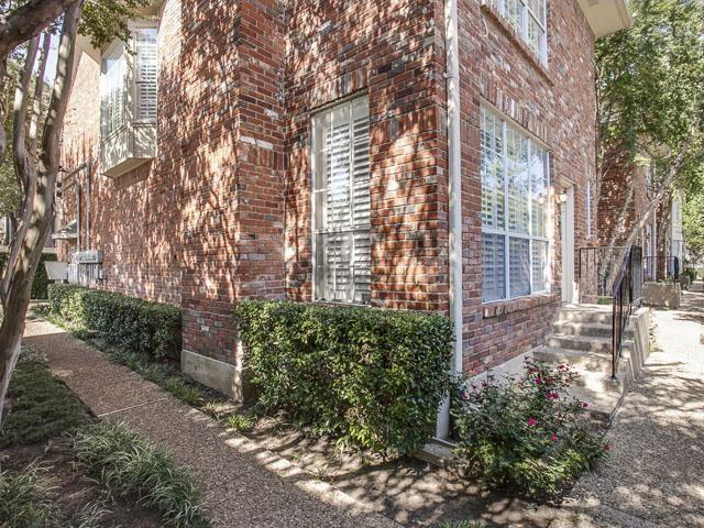 Leased | 5907 Hillcrest Avenue #H University Park, Texas 75205 1