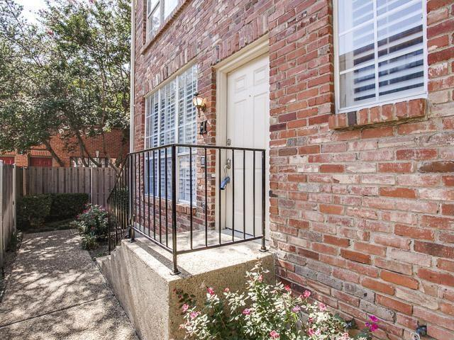 Leased | 5907 Hillcrest Avenue #H University Park, Texas 75205 14